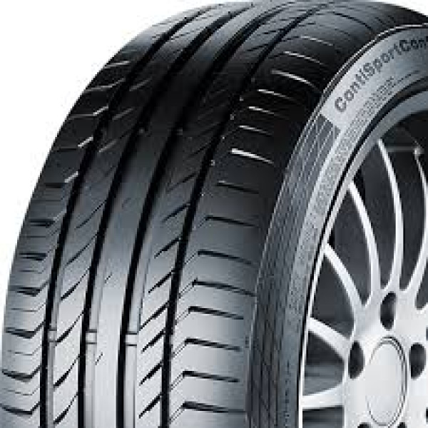 225/45 R18 Continental SportContact 5 Run Flat