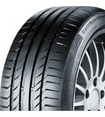 Neumaticos 225/45 R18 Continental SportContact 5 Run Flat